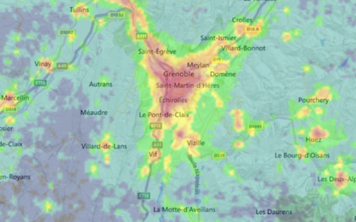 lightpollution.info: une cartographie en ligne de la pollution lumineuse