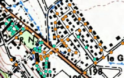 L'éclairage dans les corridors écologiques: état des lieux sur Grenoble-Alpes-Métropole
